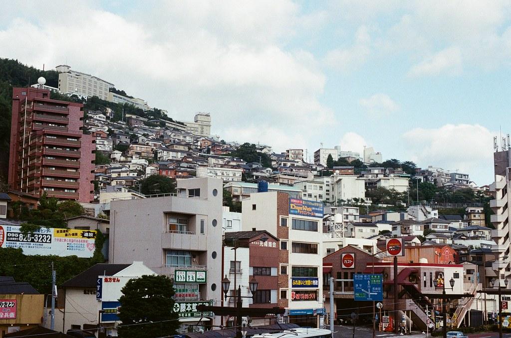 宝町 長崎 Nagasaki 2015/09/08 宝町  Nikon FM2 Nikon AI Nikkor 50mm f/1.4S Kodak UltraMax ISO400 Photo by Toomore
