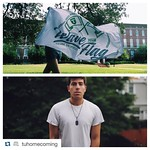 Homecoming Week continues tonight with @hoodieallen performing on the LBC quad at 7! @tuhomecoming #waveit #rollwave #tulane