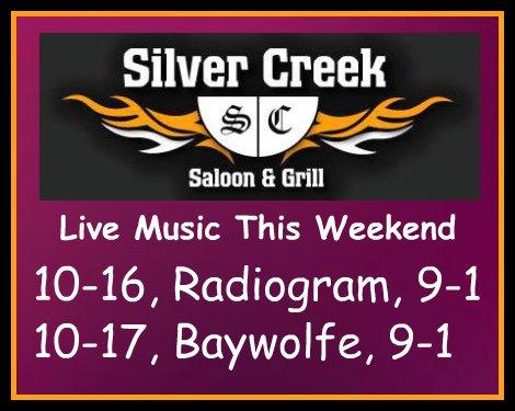 Silver Creek 10-16, 10-17-15