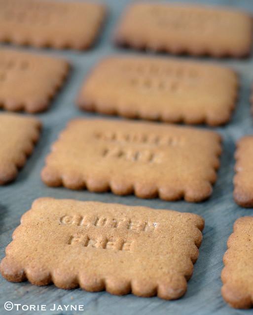 Gluten free graham crackers 4