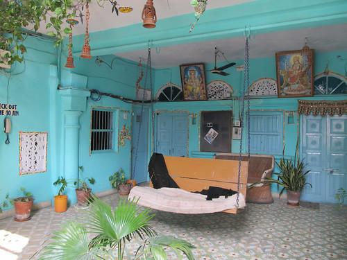 Notre guesthouse à Pushkar