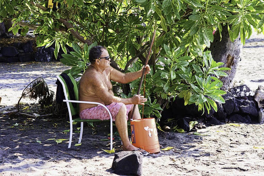 Street music, Hawaiian style