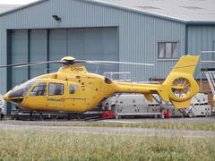G-SASA Eurocopter EC135 Helicopter Bond Air Services Ltd