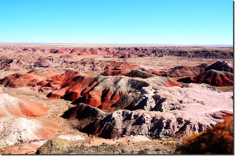 Painted Desert From Kachina Point 2