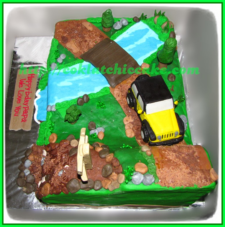 Cake Off Road
