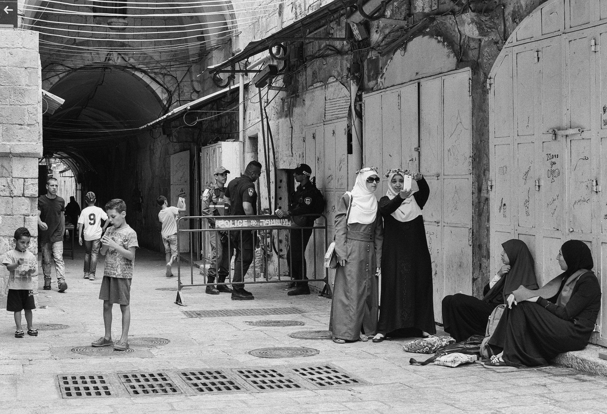 Life in the Old City