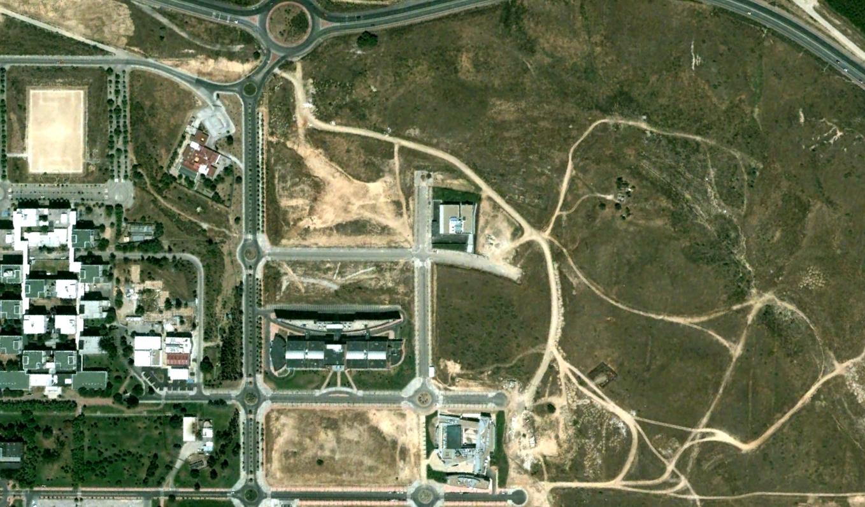 universidad autónoma de madrid, madrid, rotondismo universitario, antes, urbanismo, planeamiento, urbano, desastre, urbanístico, construcción