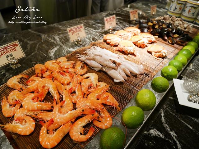 台北飯店自助餐buffet吃到飽甜點海鮮) (11)