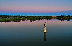 Woodlawn Lake Sunset