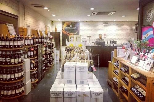 Harrisons Wine Shop @ Jalan 222