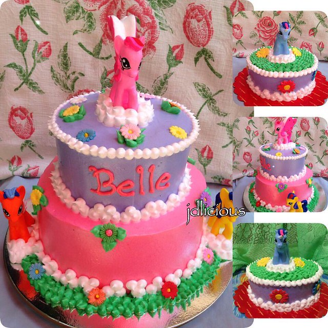 Cake by Joaymah España of Jd'Licious