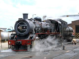 Transnet Heritage Class 19D 3323