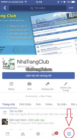 Hướng dẫn tải ảnh hoặc video chất lượng cao HD lên Facebook bằng Iphone/Ipad