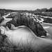 Great Falls - b&w by jiroseM43