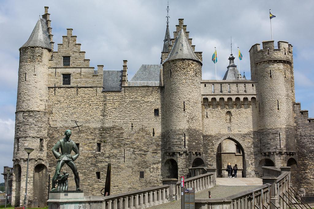 Belgium. Antwerp