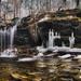 R.B. Ricketts Falls Panorama, 2017.01.24 by Aaron Glenn Campbell