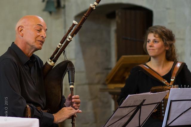 Duo Hilke Bauweraerts & Jean-Pierre Van Hees