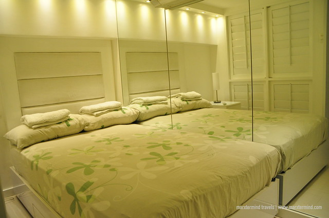 Double Bed at Alcoves 10 Makati