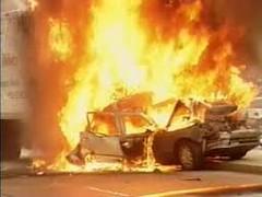 ليبيا: انفجار سيارة أمام مقر مشروع ايطالي ليبي للنفط والغاز في طرابلس
