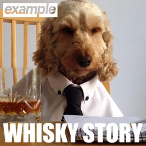 Example – Whisky Story