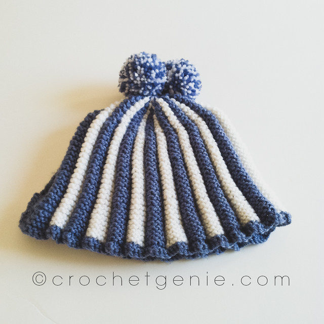 Blue & White Tea Knitted Cozy