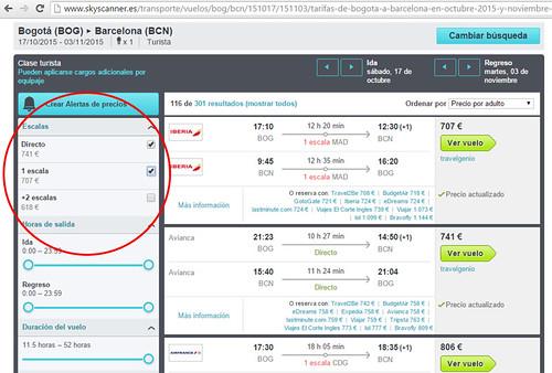 vuelos baratos ofertas
