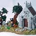 Graveyard by vitreolum