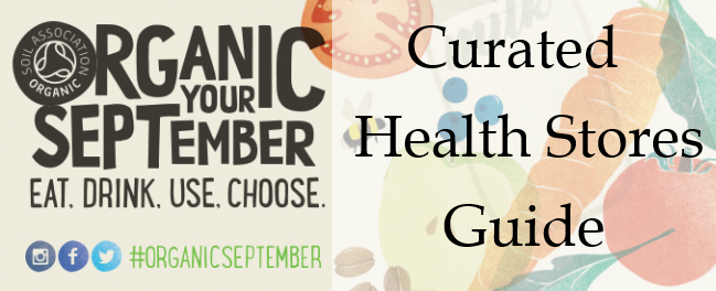 Curated Health Stores Guide