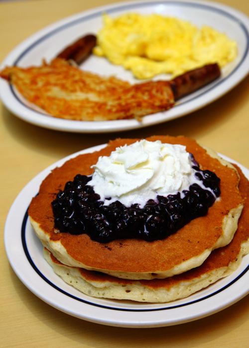 Pick-A-Pancake-Combo
