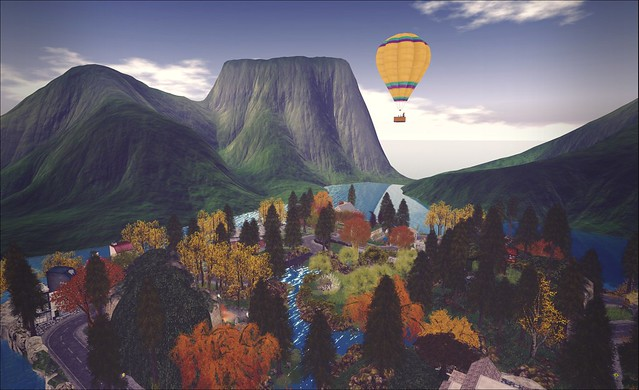 Hot Air Balloon Ride!