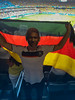 Fan Deutschland WM 2014 Brasilien