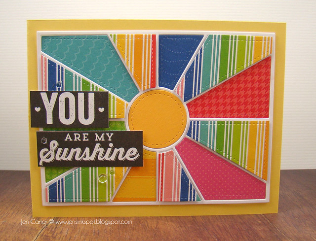 Jen Carter You Are My Sunshine 1