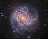 oo inc. proudly presents: M83: The Thousand Ruby Galaxy