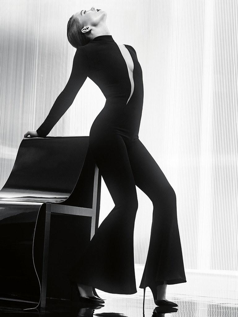 Леа Сейду — Фотосессия для «Vogue» UK 2015 – 3