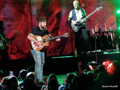 Zac Brown Band & Muddy Magnolias @ The Hollywood Bowl (10/09/15)