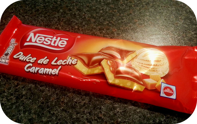 Nestle Dulce de Leche Bar