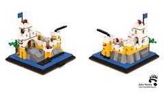 mini 6276 Eldorado fortress