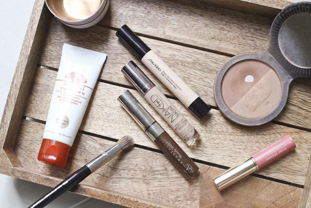 daily makeup essentials