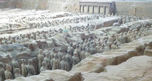 CH-Xian-Soldats-Fosse #1 (8)