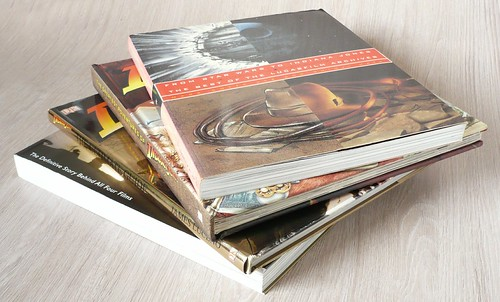 Indiana Jones books 1