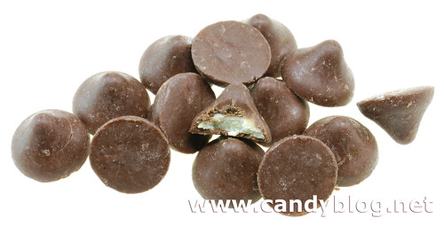 Nestle Toll House DelightFulls - Dark Chocolate Morsels with Mint Filling
