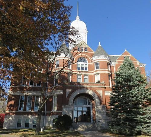bedford iowa ia courthouses countycourthouses taylorcounty uscciataylor