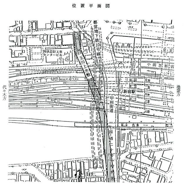 上越新幹線新宿駅構想 (10)