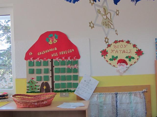 Calendario Del Tempo Scuola Infanzia.E Tempo Di Natale