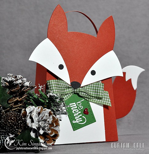 CC Fox Gift Bag