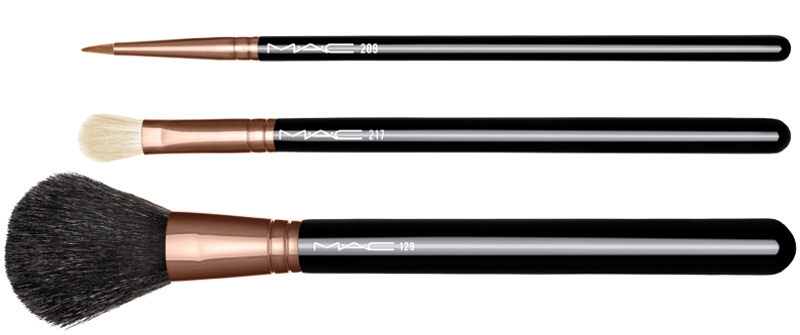 MAC x ELLIE GOULDING Brushes