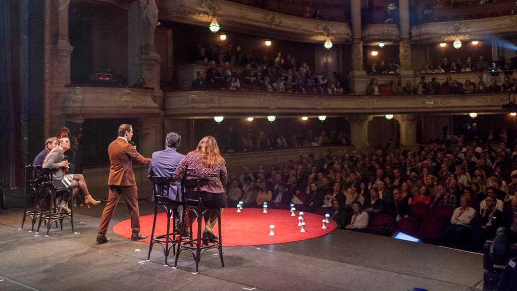 TEDxAmsterdam 2015 – Nationale Wetenschapsagenda