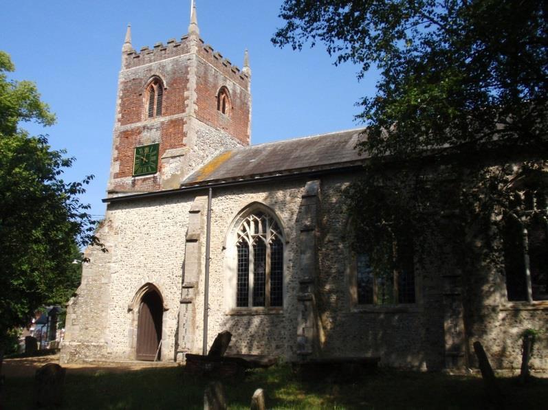 LITCHAM, All Saints , Norfolk