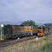 Moments Before Part II....D&RGW 3017 Meets Krauss-Maffei Helper at Leyden CO August 1963 by Bob Malinoski by first-out