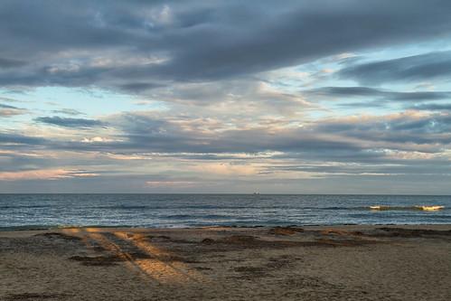 Sunset, Virginia Beach, VA, October, 2015